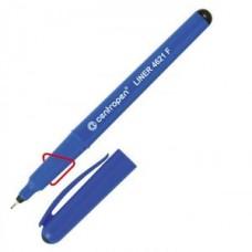 """Лiнер """"Centropen"""" 4621 F, ergoline 0.3 мм синiй"""