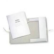 папка на завязках