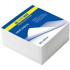 Блок білого паперу для нотаток JOBMAX 80х80х20мм, скл. BM.2206