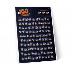 100 BucketList KAMASUTRA edition