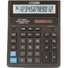 Калькулятор Citizen SDC-888T II