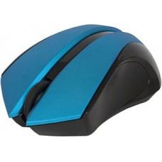Мышь A4Tech N-310-3 синяя V-TRACK USB
