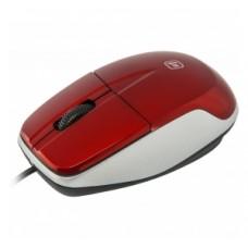 Мышь DEFENDER Optimum MS-940 USB red