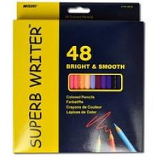 "Кольор. олівці ""MARCO"", 48 кольор. SUPERB WRITE 4100-48СВ"