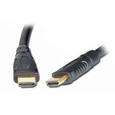 Кабель HDMI 15м Cablexpert (CC-HDMI4-15M) V.1.4, папа/папа, з позолоченими коннек