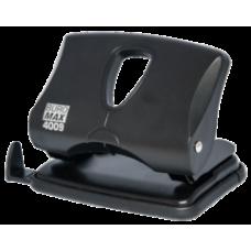 Діркопробивач пластиковий (до 20арк.), чорний BM.4009-01