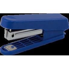 Степлер пластиковий до 10арк. (скоби №10), JOBMAX, синій BM.4101-02