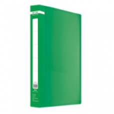 Папка з 20 файлами А4 JOBMAX, зелений BM.3605-04