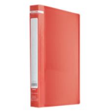 Папка з 20 файлами А4 JOBMAX, червоний BM.3605-05