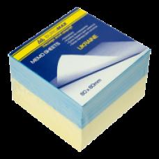 """Блок паперу для нотаток """"Україна"""" 80х80х60мм, не скл., ВМ. 2274"""