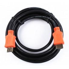 Кабель HDMI 3м Cablеxpert CC-HDMI4L-10 V.1.4 с позолоч.коннек.
