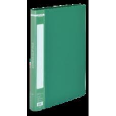 Папка A4 із швидкошивачем, зелений, ВМ. 3407-04